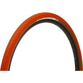 Panaracer GravelKing SK Pneu souple 700x35C TLC, orange/brown
